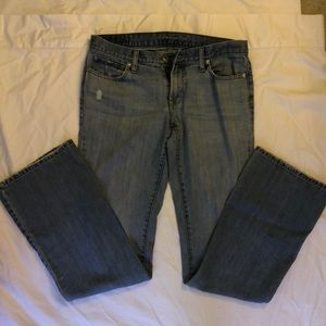 A&E Hipster Skinny Flare Jeans- 6 long
